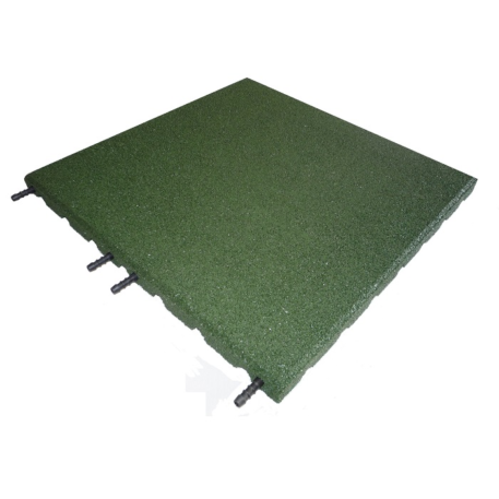 rubberflex forest green 30mm