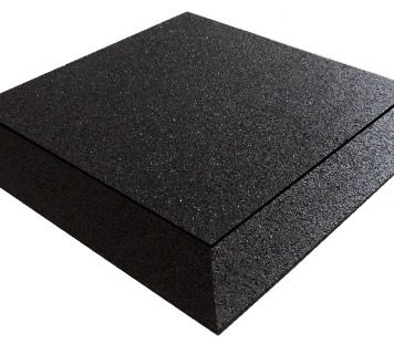 rubber corner ramp